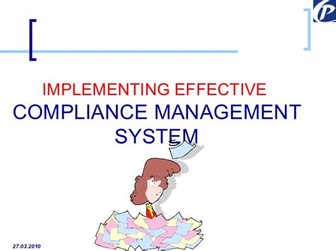 Compliance Administration by Corporate Compliance Management