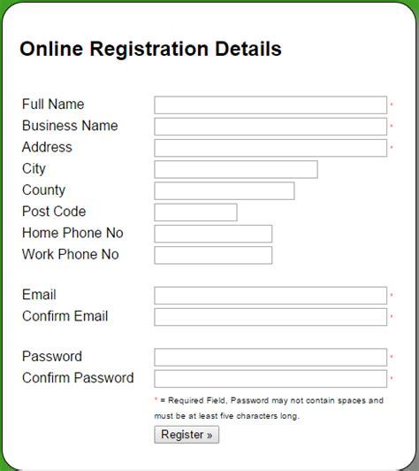 online tutorial registration online auctions tutorials