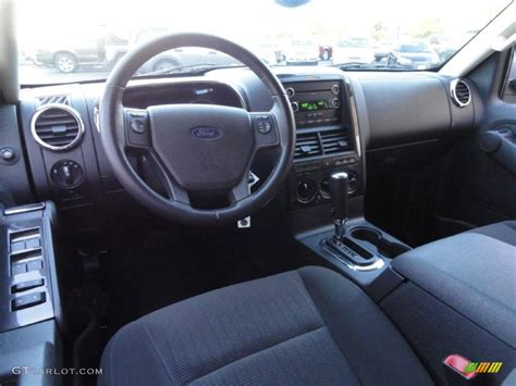 2010 Ford Interior by Black Interior 2010 Ford Explorer Xlt 4x4 Photo 39870550