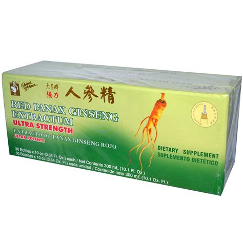 iHerb.com   Customer Reviews  Prince of Peace, Red Panax Ginseng Extractum, Ultra Strength, 30
