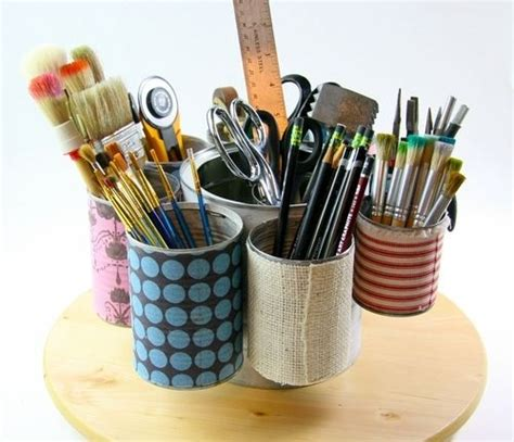 diy crafts with tin cans 14 creative handmade ways to reuse empty tin can part 1