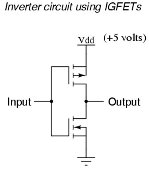 cmos and gate circuit diagram cmos gate circuitry logic gates electronics textbook