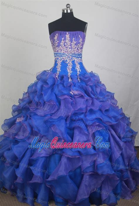 blue and purple quinceanera dresses sweet 15 dresses purple and blue great ideas for fashion
