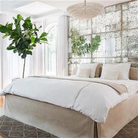 mirrors nightstands design ideas