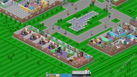 theme hospital name theme hospital bệnh viện vui nhộn tai game download
