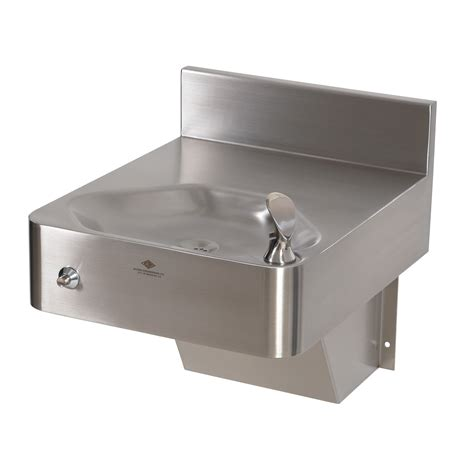 ada wall mount 1672fa front access ada wall mount security drinking