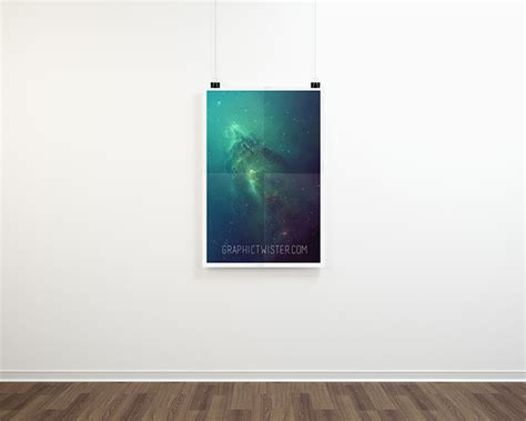 psd hanging poster mockup vol 1 psd poster mockup presentation vol 2 mockup templates