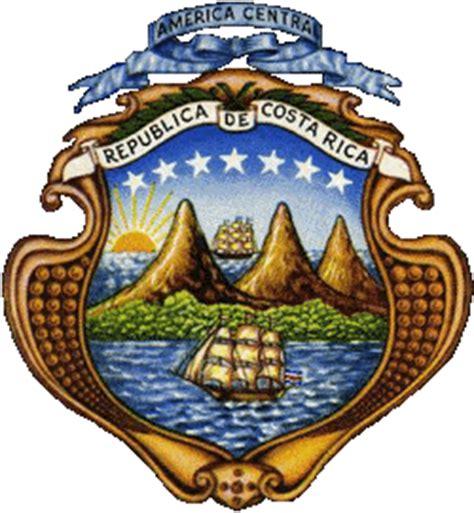 imagenes simbolos patrios costa rica escudo costa rica escudo de costa rica simbolos de costa
