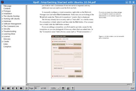ubuntu manual ethernet configuration free getting started with ubuntu 10 04 guide 187 linux magazine