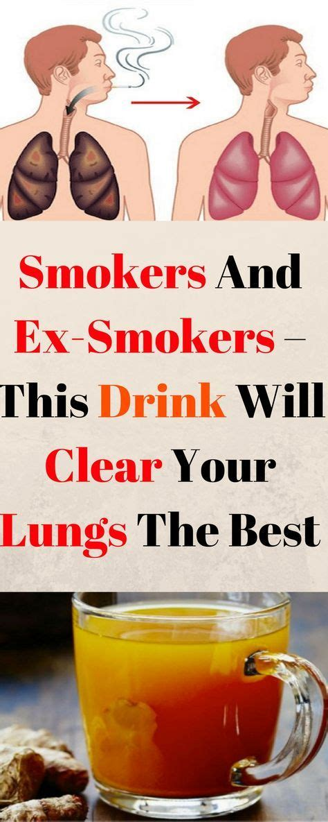 Best Detox For Smokers by Best 25 Lung Cleanse Ideas On Lung Detox