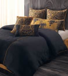 black and gold comforter 9pc luxury bedding set bed in a bag comforter sets black