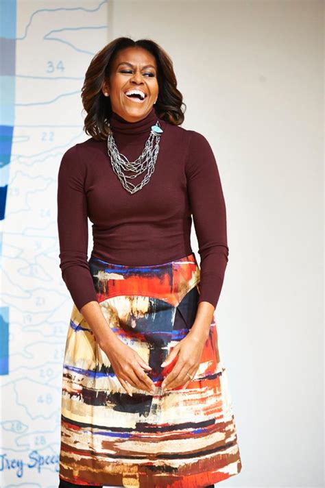 want to see a picture of michelle obama with new haircut michelle obama is hilarious on tonight show with fallon