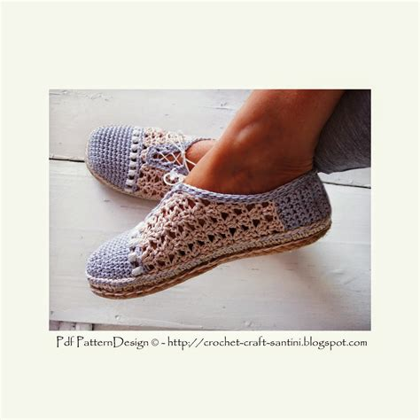 crochet shoes crochet slipper shoes with matching shopping bag new pattern