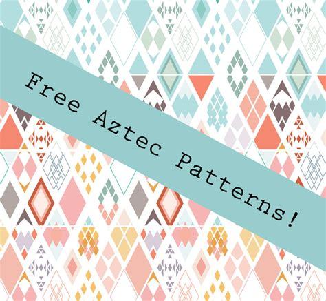 ai add pattern aztec pattern by caralinaj on deviantart