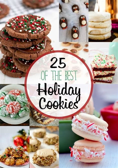frugal foodie mama 25 of the best holiday cookies