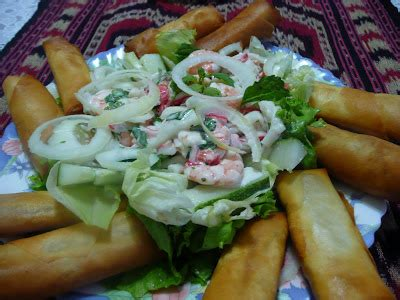 Flower Salad Minyak Salad 3l kitchen tales