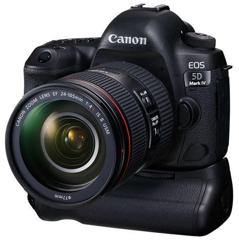 Canon Eos 5d Iv Kit Ef 24 105 F 4l Is Ii Usm Wg canon eos 5d iv fsl w ef 24 105mm w bg e20 fixation