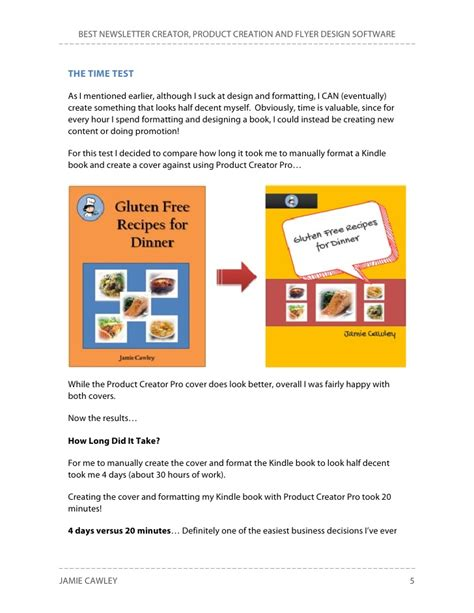 newsletter layout software best newsletter creator product creation and flyer design