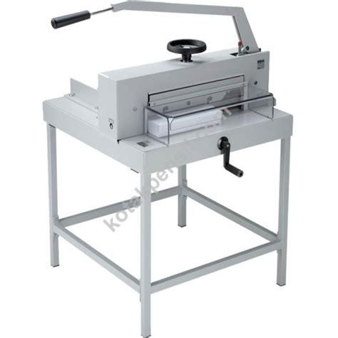 Pemotong Kertas 100 Lembar jual pemotong kertas ideal 4705 stand murah
