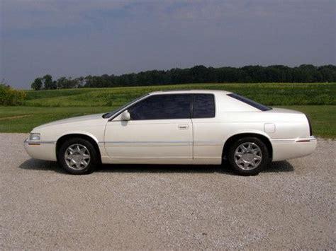 Cadillac Etc by Purchase Used 1997 Cadillac Eldorado Etc Northstar In