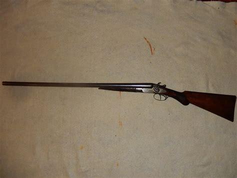 Hello Barrel hello i a neumann bros barrel sxs shotgun made in belgium wit gun values board