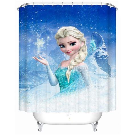 Frozen Bathroom frozen elsa shower curta in bathroom decor for