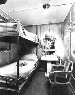 Titanic 3rd Class Cabins by The Rms Titanic Process