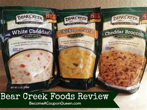 Comfort Creek Foods by Creek Foods Review Delicious Soups Pasta And Rice