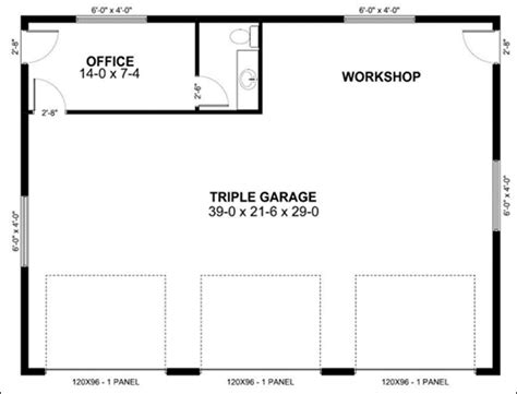 garage floor plan software detached garage plans design software cad pro