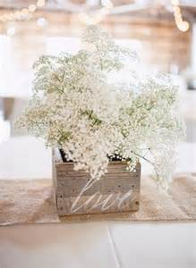 Silk Baby S Breath Hitched Wedding Planners Singapore Rustic Themed Wedding Centerpieces Ideas Singapore