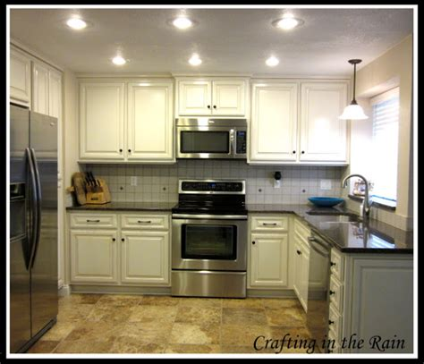 Microwave Cortina kitchen reveal finally crafting in the
