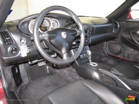 2001 porsche boxster interior black interior 2001 porsche boxster standard boxster model
