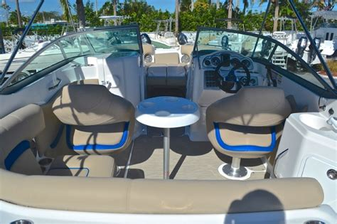 hurricane deck boat captains chair hurricane boats 1 outboard powered deck boat in florida
