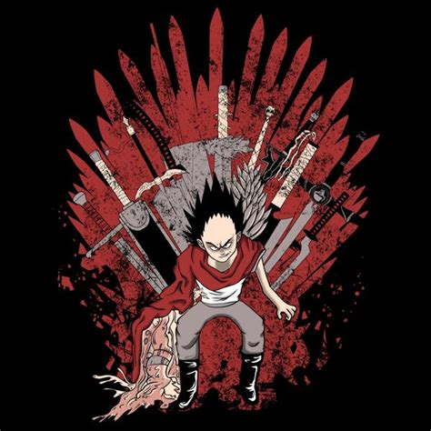 Tshirt World Anime 40 awesome t shirts featuring anime inspired artwork