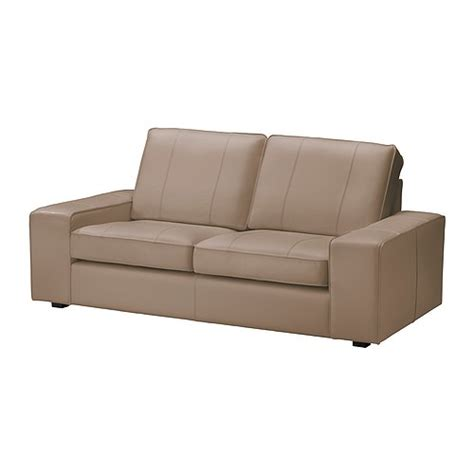 ikea leather loveseat kivik loveseat grann bomstad beige ikea