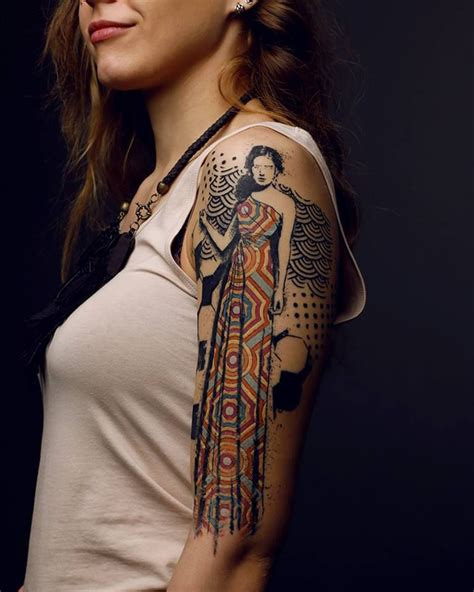 geometric tattoo ink master best 25 xoil tattoos ideas on pinterest origin of
