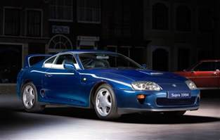 Toyota Founder Supra History Of Toyota Sports Cars
