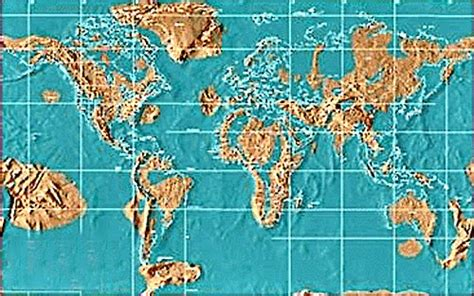 future world map future world map after