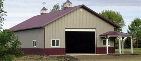 Metal Roof House Color Combinations by Vinyl Siding Metal Roof Color Schemes Metal Roofing