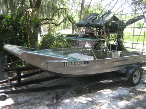 airboat grass rake one of the custom grass rakes southern airboat picture