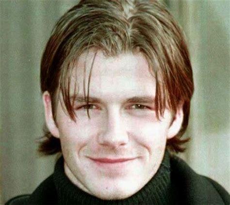 curtain cut hairstyle top 10 david beckham hairstyles