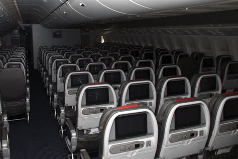 Air 777 Interior by American Airlines Boeing 777 Interior
