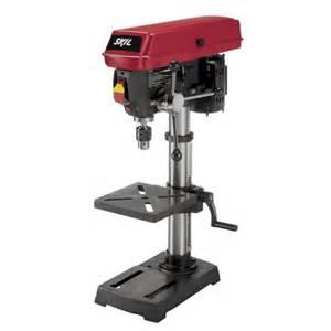 a bench top drill press into a floor model drill