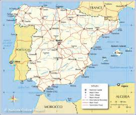 Map If Spain by Haspanish1 Spain Connor Anderson