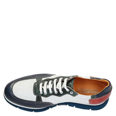 s leather sneakers shoes made in italy leonardo