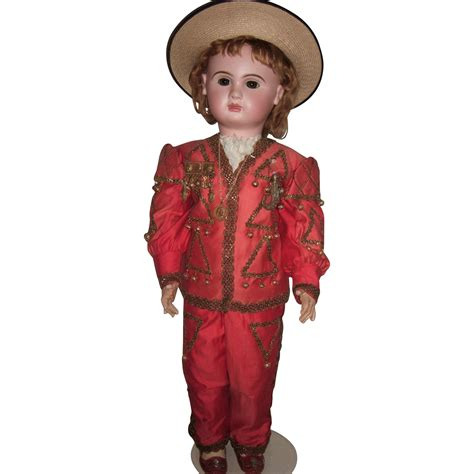 Marquis Furniture Shawnee Ok by Amazing 35 Quot Bebe Antique Doll In Marquis Costume From Threesistersantiques On