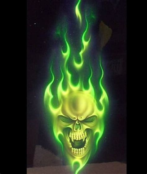 spray paint ghost rider 218 best skulls images on