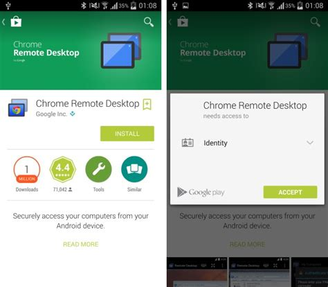 remote desktop app for android phone learn how to your pc from android use your phone to get access
