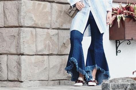 Celana Hits 90an 6 inspirasi style pakai celana cutbray untuk kamu yang berhijab