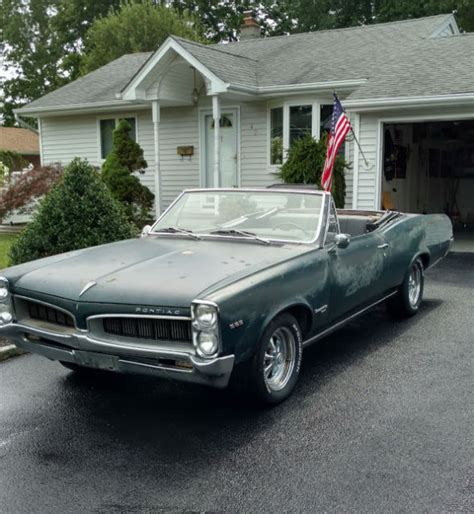 1967 pontiac tempest convertible 389 tri power 4 speed for sale pontiac tempest 1967 for sale